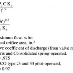 Orifice Gas Flow Rate